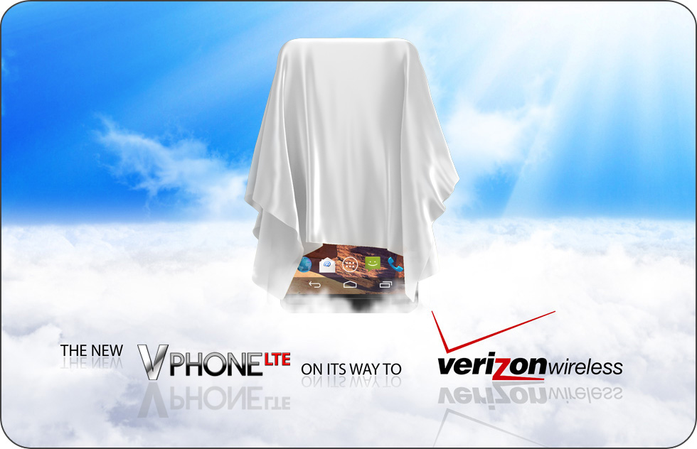 Coming soon, the new Vphone to a Verizon store near you